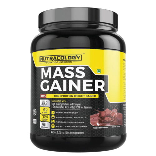 Nutracology Mass Gainer