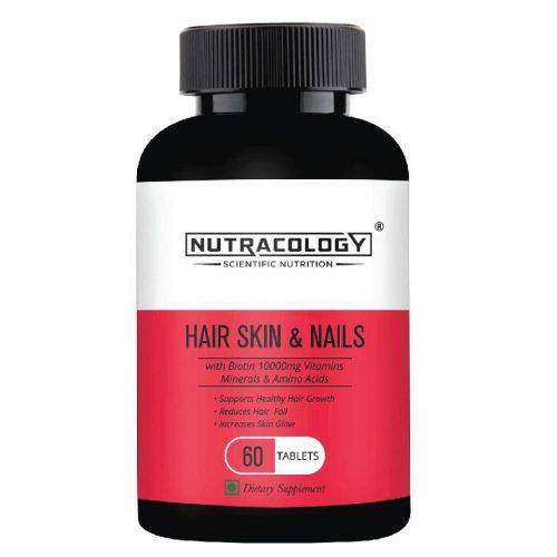 Hair Skin Nail capsule